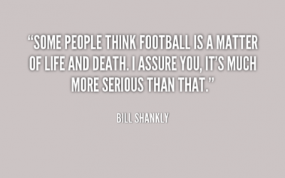 9 reasons why it sucks to be obsessed about football