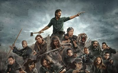 The Walking Dead brings in 17 million zombie mad viewers!