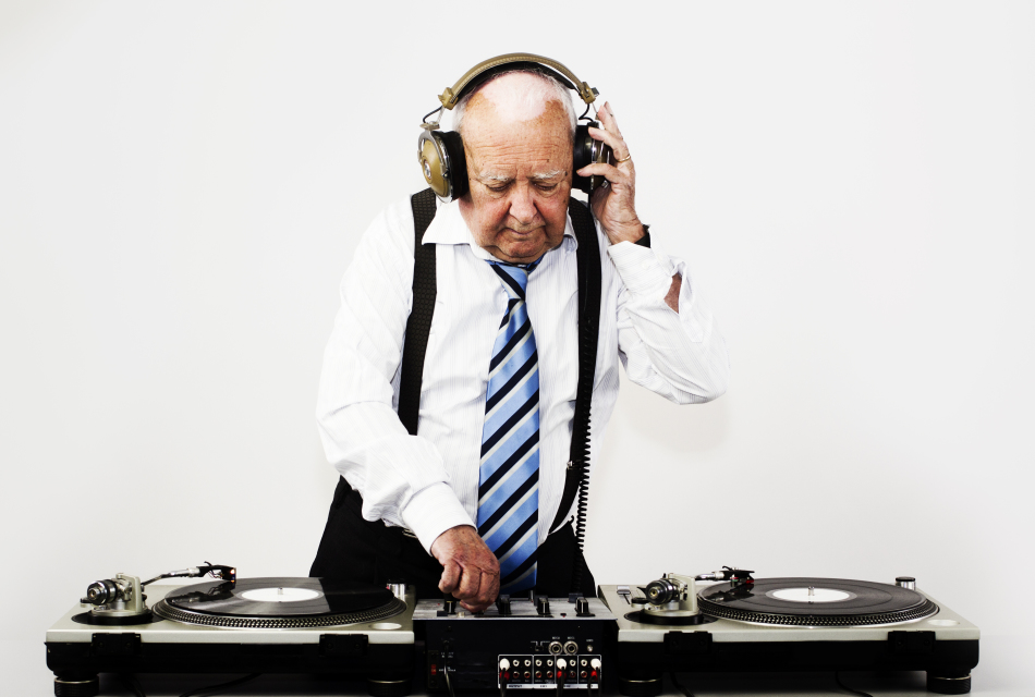 Become a world famous DJ at 75