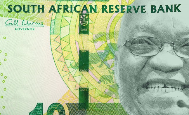 Zuma earning 26 times more than the average South African