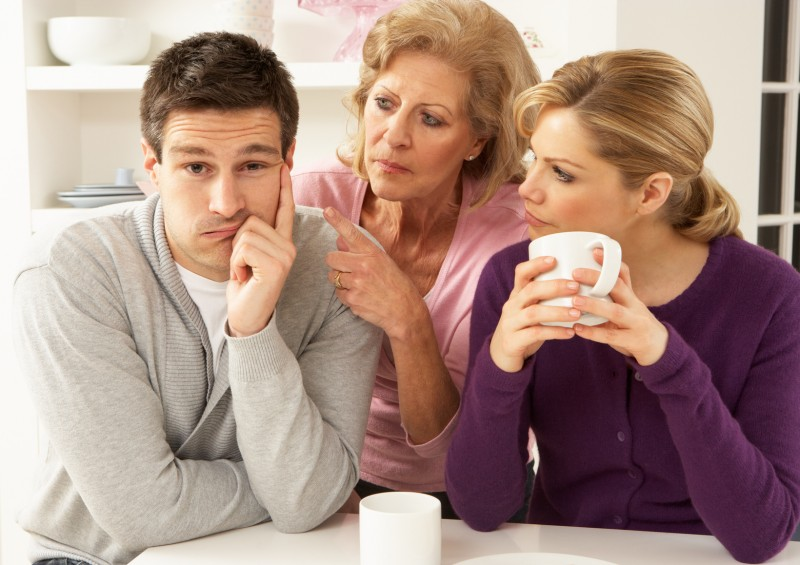 Signs You've Married Your Mother-In-Law