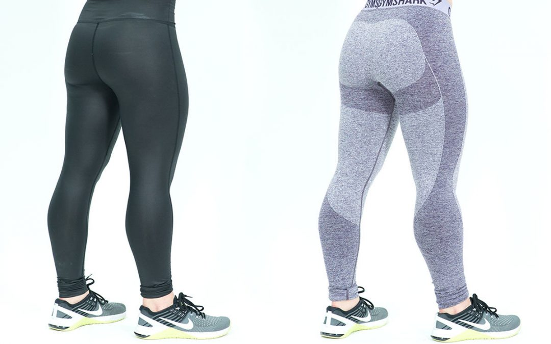What's with these gym tights dudes are wearing these days?