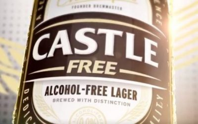Castle FREE | The first locally produced non-alcoholic beer!