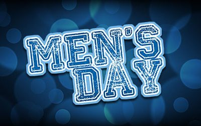 Shouldn't us dudes have a National Men's Day?
