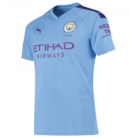 Manchester City Home Kit 19/20