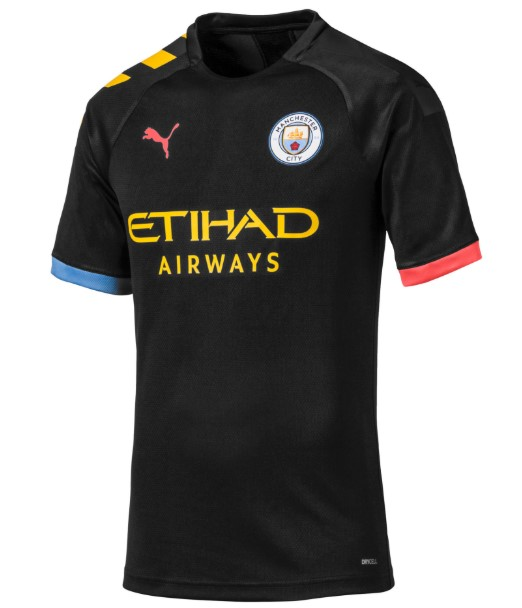 Manchester City Away Kit 19/20