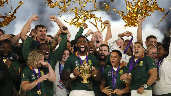 What makes that Springbok World Cup win so remarkable?